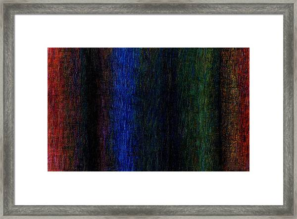 Light Picture 236 Framed Print