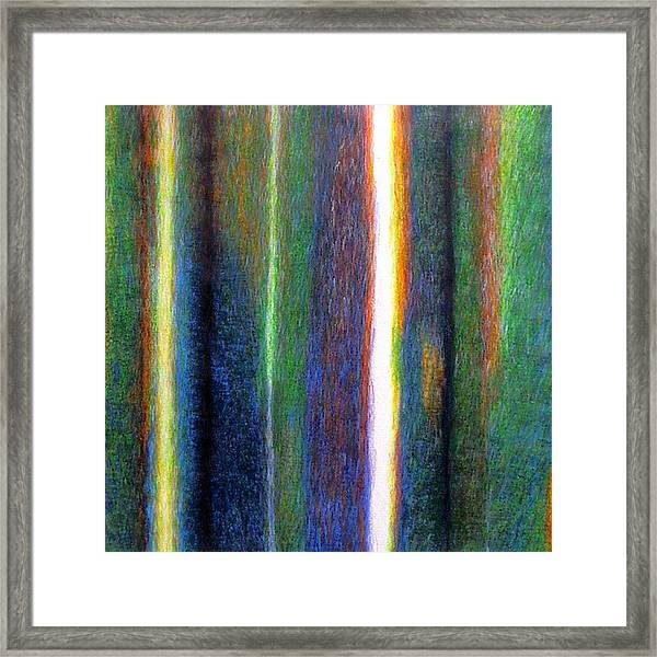 Light Picture 237 Framed Print