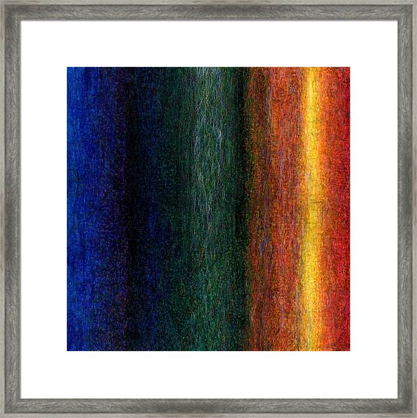 Light Picture 238 Framed Print
