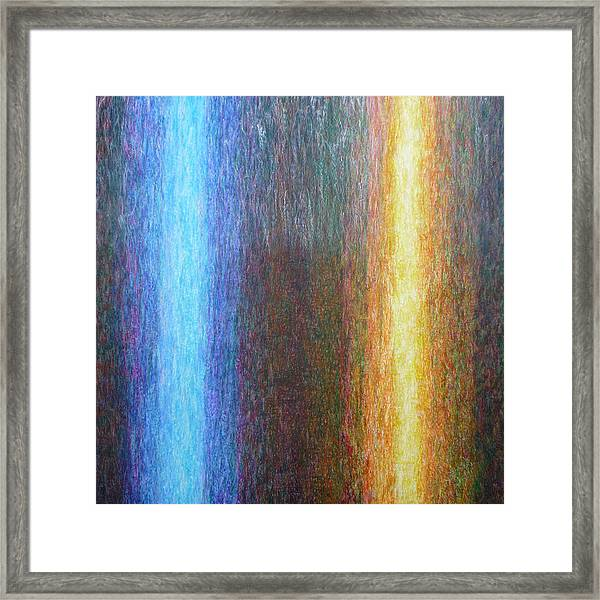 Light Picture 239 Framed Print