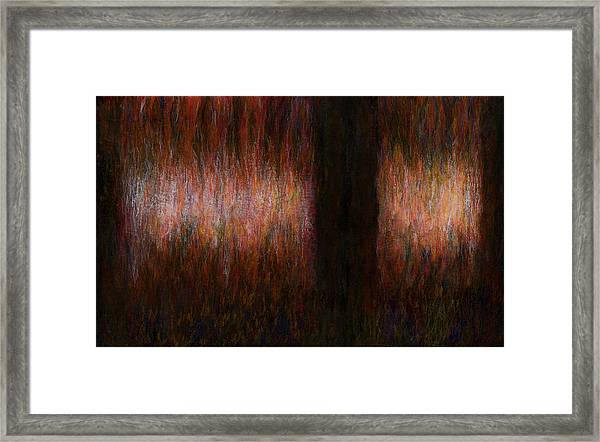 Light Picture 242 Framed Print