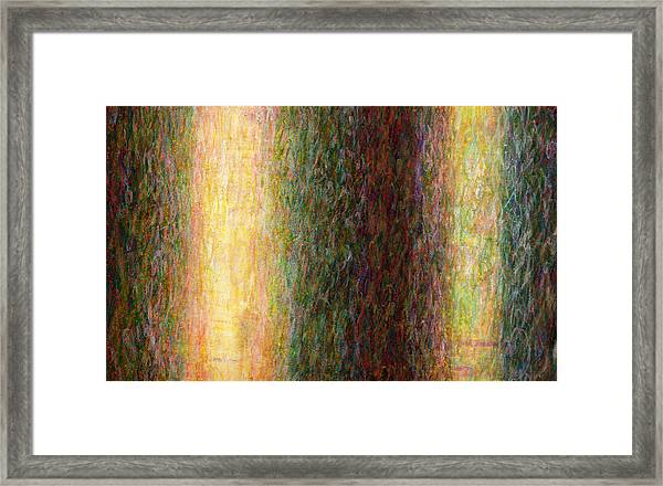 Light Picture 243 Framed Print