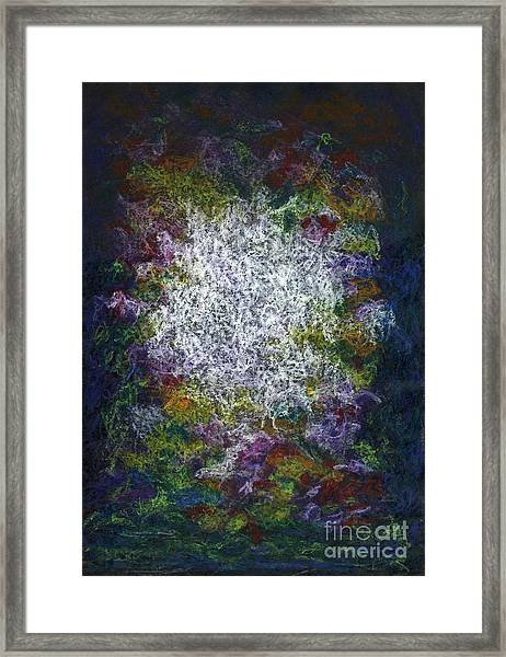 Light Picture 266 Framed Print