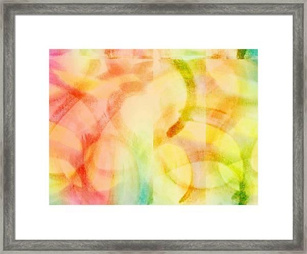 Light Soul Framed Print