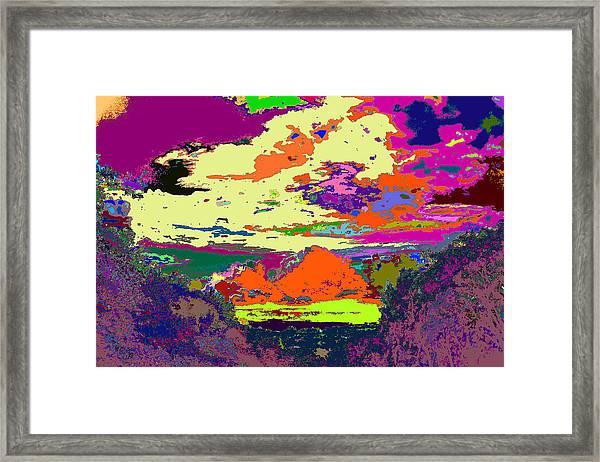 Light Up My Life  Framed Print