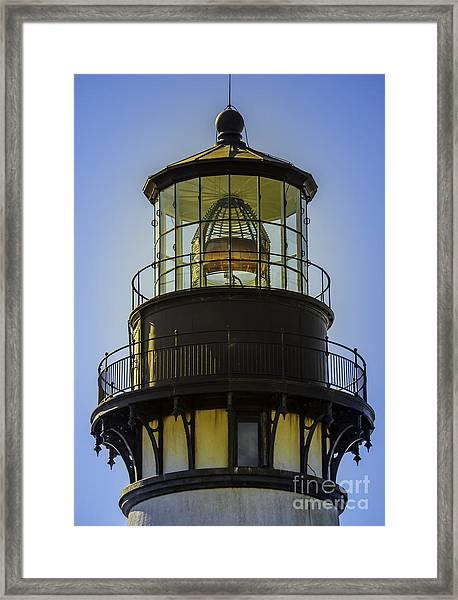 Lighthouse Light Framed Print
