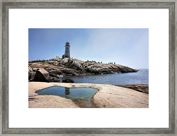 Lighthouse Lighthouse Framed Print