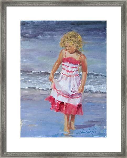 Lillian Framed Print