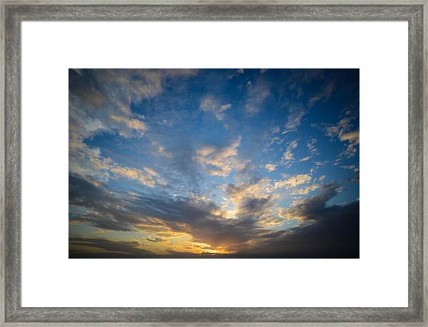 Liminal Framed Print
