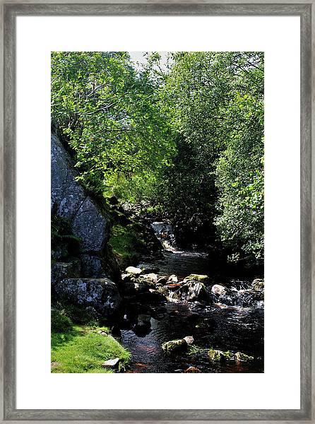 Linhope Framed Print