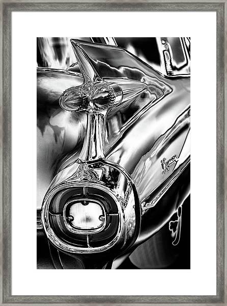 Liquid Eldorado Framed Print