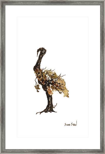 Little Tree 68 Framed Print