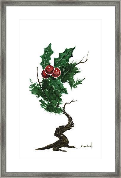 Little Tree 96 Framed Print
