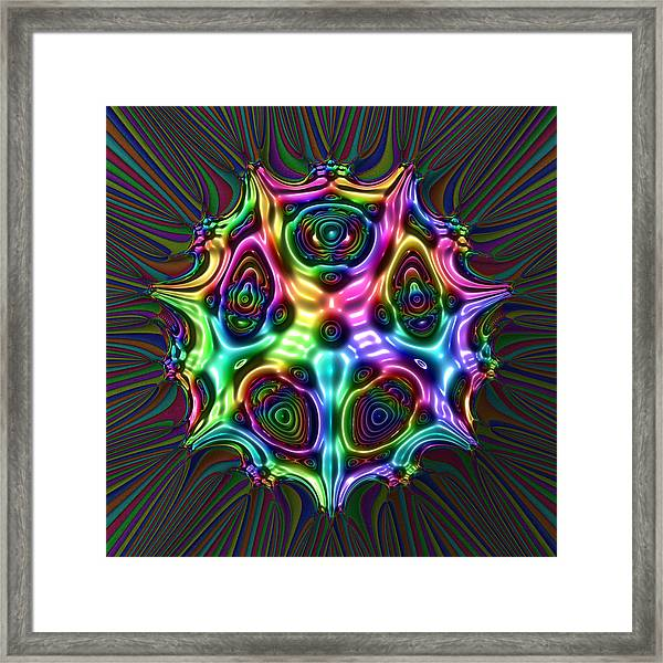 Loevolmazz Framed Print