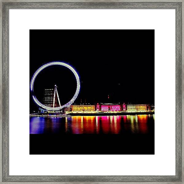 #london #british #photooftheday #bigben Framed Print