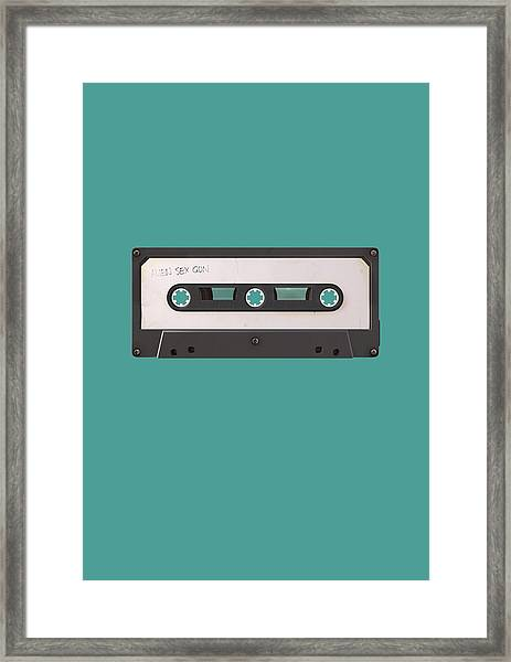 Long Play Framed Print