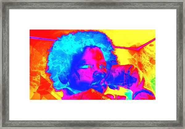Bethanie Framed Print