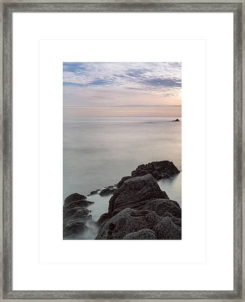Looking To The Distance Framed Print