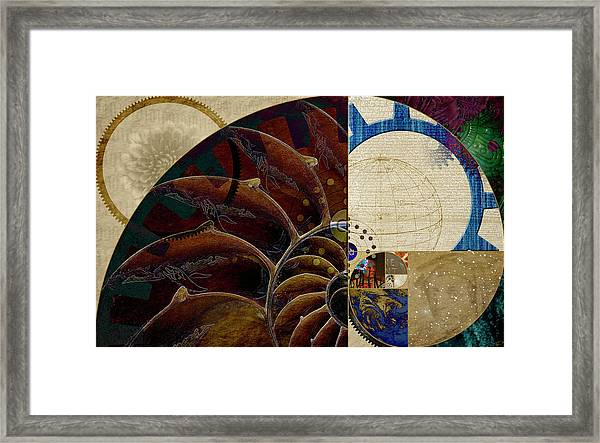 Loose Change Framed Print