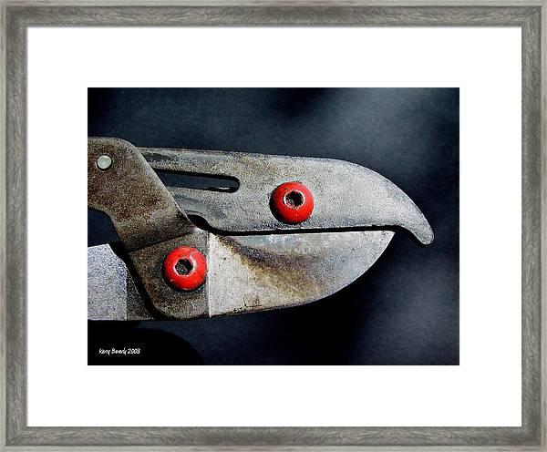 Lopper Bird Framed Print