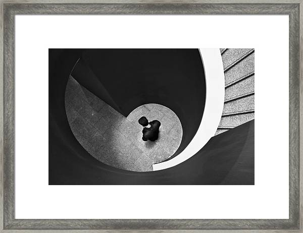 Lost Framed Print by Luis Sarmento