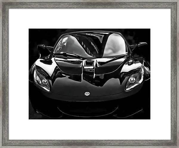 Lotus Exige Sport Framed Print