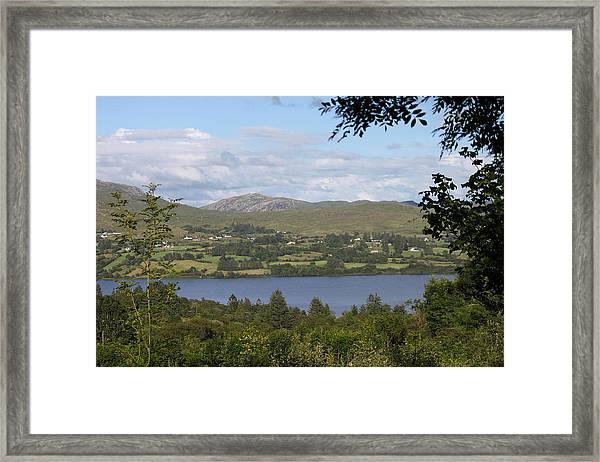 Lough Eske 4241 Framed Print