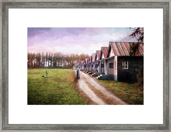 Love Never Fails - Hope Valley Art Framed Print
