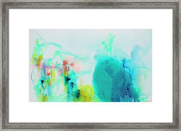 Love Struck Framed Print