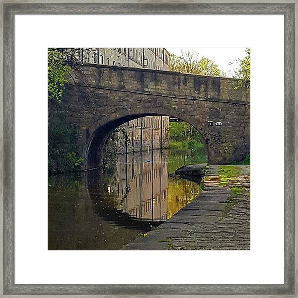 Love This Time Of Year. In The Early Framed Print by Dante Harker