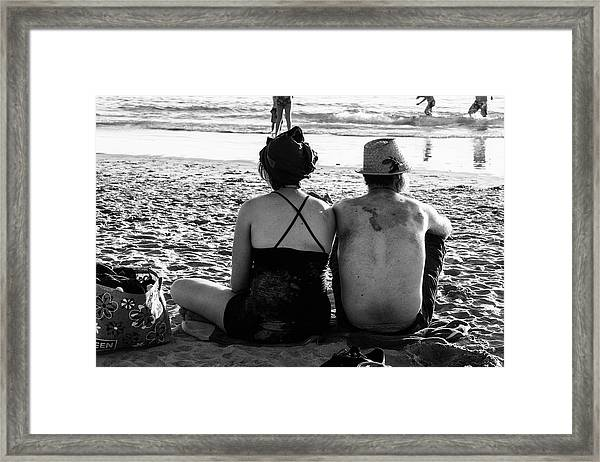 Love Will Keep Us Together Framed Print