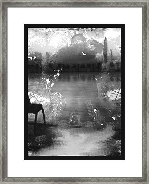 Lovedance Framed Print