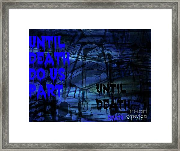Lovers-3 Framed Print