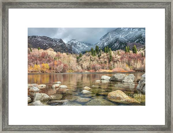 Lower Bells Framed Print