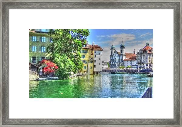 Lucerne Framed Print