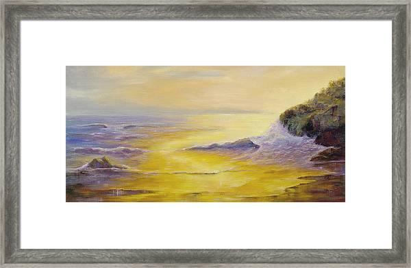 Lufenholtz At Sunset Framed Print