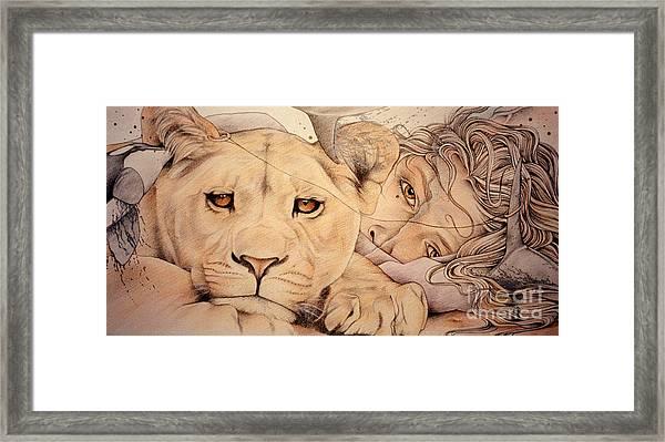 Lyonesse Framed Print