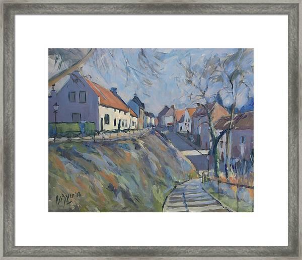 Maasberg Elsloo Framed Print