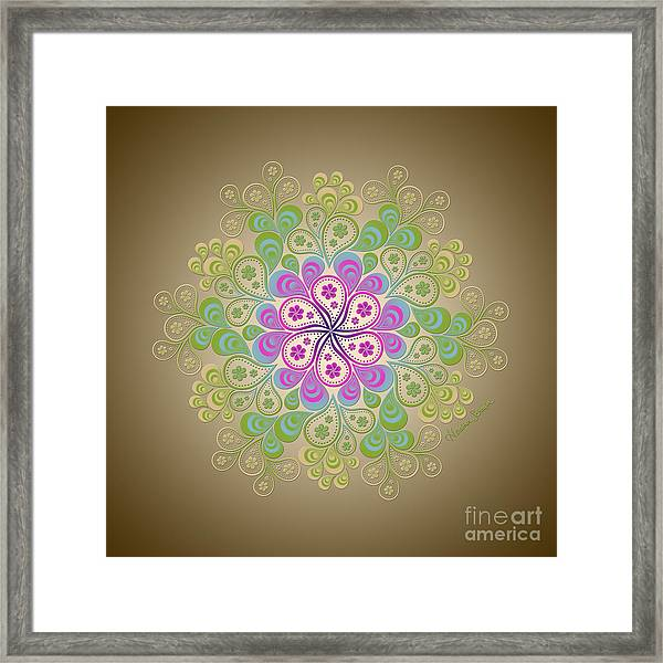 Mabel Framed Print