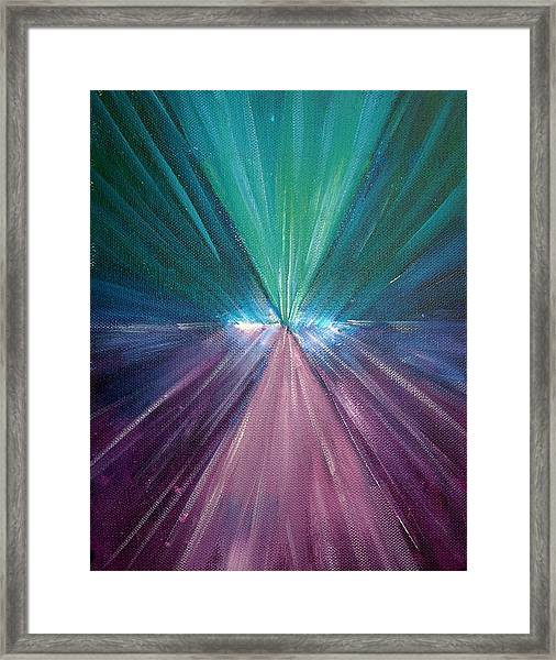 Maeve Essence Framed Print