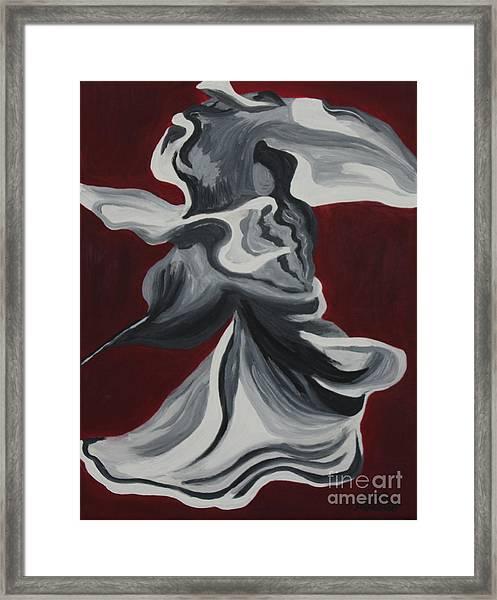 Magic Dance Framed Print