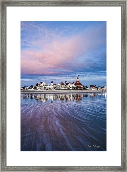 Magical Moment Framed Print