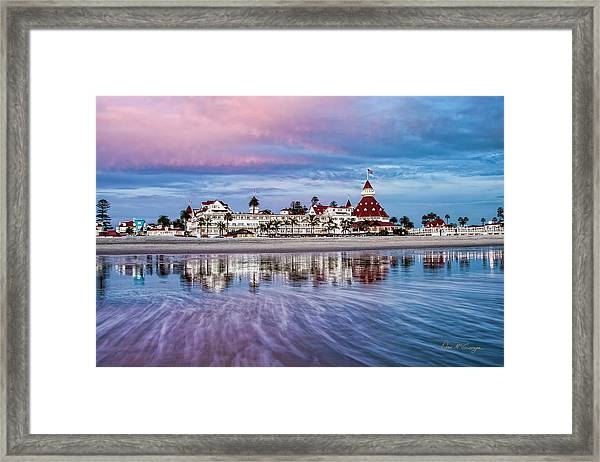 Magical Moment Horizontal Framed Print
