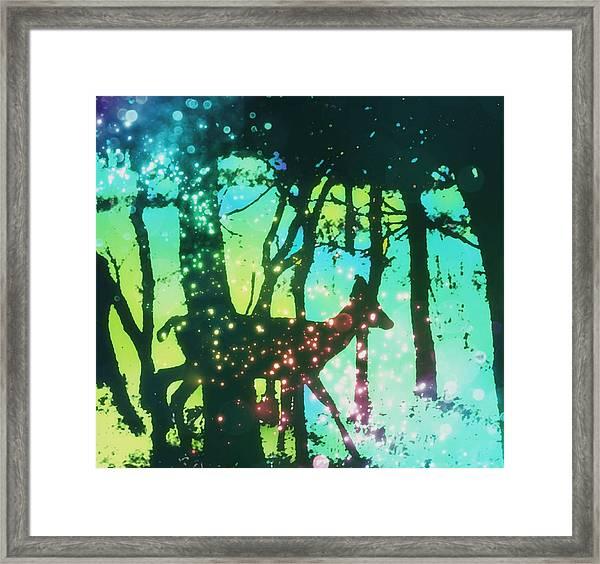 Magical Nature Framed Print