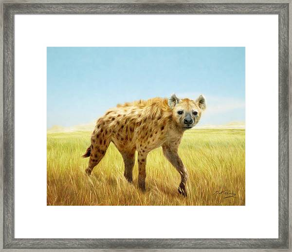 Majestic Framed Print by Bill Fleming