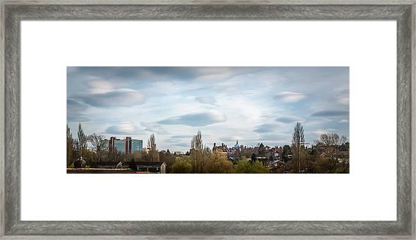 Majestic Cloud 1 Framed Print