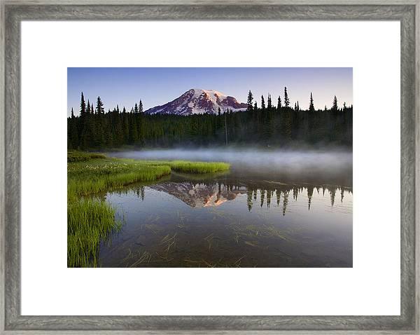Majestic Dawn Framed Print