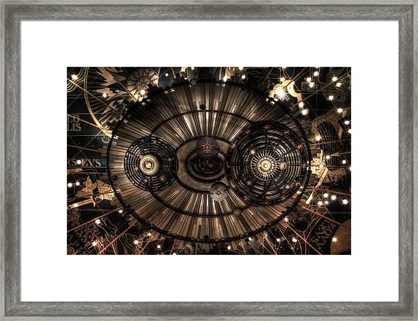 Majestic Heavens Framed Print