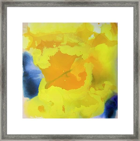 Make The Scene Framed Print