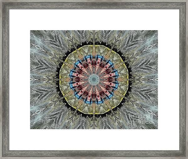 Mandala 1 Framed Print
